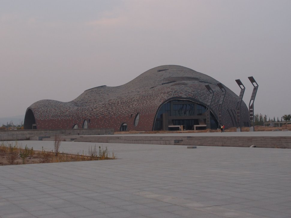 Photo 25. Theater, Datong, October 2015